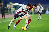 Soccer-Italy Serie A-Bologna vs AS Roma-Feb 7, 2020