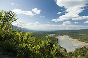 Alto Madre de Dios River (High mother of god) in Manu National Park, Peru, South America