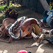 Resting Gear at the Darby Broncs N Bulls event Sept 7th 2019.  Photo by Josh Homer/Burning Ember Photography.  Photo credit must be given on all uses.