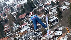 30.01.2016, Normal Hill Indiviual, Oberstdorf, GER, FIS Weltcup Ski Sprung Ladis, Bewerb, im Bild Kaori Iwabuchi (JPN) // Kaori Iwabuchi of Japan during his Competition Jump of Four Hills Tournament of FIS Ski Jumping World Cup Ladis at the Normal Hill Indiviual, Oberstdorf, Germany on 2016/01/30. EXPA Pictures © 2016, PhotoCredit: EXPA/ Peter Rinderer