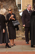 Lady Anouskha Weinberg, Mark Birley funeral. St Paul's , Knightsbridge. London. 19 September 2007. -DO NOT ARCHIVE-© Copyright Photograph by Dafydd Jones. 248 Clapham Rd. London SW9 0PZ. Tel 0207 820 0771. www.dafjones.com.