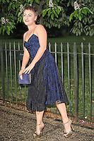LONDON - JUNE 26: Jaime Winstone attended the Serpentine Gallery summer party, Kensington Gardens, London, UK. June 26, 2012. (Photo by Richard Goldschmidt)