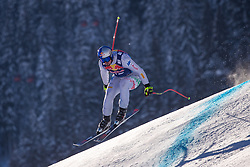 22.01.2019, Streif, Kitzbühel, AUT, FIS Weltcup Ski Alpin, Abfahrt, Herren, 1. Training, im Bild Dominik Paris (ITA) // Dominik Paris of Italy during the 1st Training of mens downhill of FIS Ski Alpine Worldcup at the Streif in Kitzbühel, Austria on 2019/01/22. EXPA Pictures © 2019, PhotoCredit: EXPA/ Johann Groder