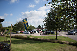 the Crescent Vargarda - a 42.5 km team time trial, starting and finishing in Vargarda on August 11, 2017, in Vastra Gotaland, Sweden. (Photo by Balint Hamvas/Velofocus.com)