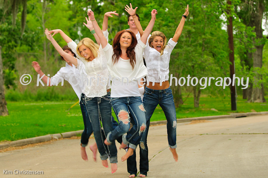 The Senior 2011 Prom Group