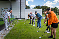 SCHIPLUIDEN / Delft -  - NGF GolfStart bij Delfland Golf. olv van PGA pro Rene van Wingerden.      COPYRIGHT KOEN SUYK