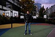 DESCRIZIONE : Championnat de France Pro a Levallois Sujet Vincent Masingue<br /> GIOCATORE : Vincent Masingue <br /> SQUADRA : Paris Levallois<br /> EVENTO : Magazine Pro A<br /> GARA : <br /> DATA : 17/11/2011<br /> CATEGORIA : Basketball France Homme  Magazine Levallois<br /> AUTORE : JF Molliere<br /> Galleria : France Basket 2011-2012 Magazine<br /> Fotonotizia : Championnat de France Basket Pro A Levallois Sujet Vincent Masingue<br /> Predefinita :