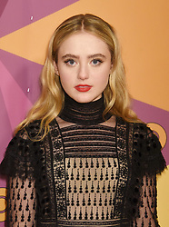"""Lena Dunham and Jennifer Konner at HBO's """"Golden Globe Awards"""" After Party held at the Beverly Hilton Hotel on January 7, 2018 in Beverly Hills, CA. Janet Gough/AFF-USA.com. 07 Jan 2018 Pictured: Kathryn Newton. Photo credit: MEGA TheMegaAgency.com +1 888 505 6342"""