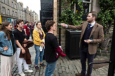 Pubs back in action in Scotland, Edinburgh, 6 July 2020
