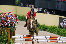 Farrington Kent, USA, Up Chiqui<br /> World Cup Final Jumping - Las Vegas 2009<br /> © Hippo Foto - Dirk Caremans<br /> 18/04/2009