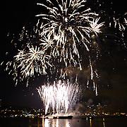 Fireworks at Gasworks July 4th, 2011 7-4-2011