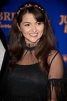 Jasmyn Banks at  the British Curry Awards, at Evolution Battersea park London.