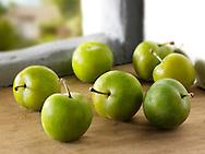 British fruit  - Greengage