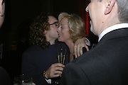 JAMIE BYNG AND MARIA AITKEN, Drinks Reception before the Man Booker Prize 2006. Guildhall, Gresham Street, London, EC2, 10 October 2006. -DO NOT ARCHIVE-© Copyright Photograph by Dafydd Jones 66 Stockwell Park Rd. London SW9 0DA Tel 020 7733 0108 www.dafjones.com