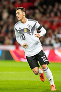 Germany (10) Özil during the Friendly match between England and Germany at Wembley Stadium, London, England on 10 November 2017. Photo by Sebastian Frej.