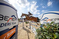 WERNKE Jan (GER), QUEEN MARY 10<br /> Münster - Turnier der Sieger 2019<br /> Grosser Preis von Münster <br /> BEMER Riders Tour Etappenwertung<br /> CSI4* - Int. Jumping competition over 2 rounds (1.60 m)<br /> 04. August 2019<br /> © www.sportfotos-lafrentz.de/Stefan Lafrentz