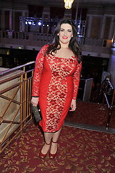 JODIE PRENGER at West End Eurovision 2013 held at the  Dominion Theatre, London on 23rd May 2013.