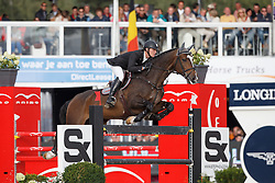Romp Ruben, (NED), Audi's Dimple<br /> Final 7 years old horses<br /> FEI World Breeding Jumping Championship <br /> Lanaken - Zangersheide 2015<br /> © Hippo Foto - Dirk Caremans<br /> 20/09/15