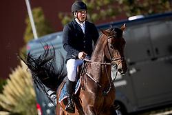 Wuytack Frederik, BEL, Quaprice JW<br /> BK Young Horses 2020<br /> © Hippo Foto - Sharon Vandeput<br /> 6/09/20