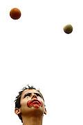 Belo Horizonte,21/10/06..Entrega de materiais didaticos e realizacao de oficinas artisticas com criancas do bairro California. ..Foto: Marcus Desimoni / Agencia Nitro