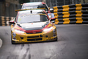 Tom CORONEL, NLD, Boutsen Ginion Racing Honda Civic TCR<br /> <br /> 65th Macau Grand Prix. 14-18.11.2018.<br /> Suncity Group Macau Guia Race - WTCR - FIA World Touring Car Cup<br /> Macau Copyright Free Image for editorial use only