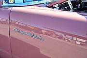 1957 Chevrolet logo.