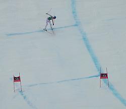 21.01.2011, Hahnenkamm, Kitzbuehel, AUT, FIS World Cup Ski Alpin, Men, Super G, im Bild // Benjamin Raich Crash (AUT) // during the men super g race at the FIS Alpine skiing World cup in Kitzbuehel, EXPA Pictures © 2011, PhotoCredit: EXPA/ S. Trimmel