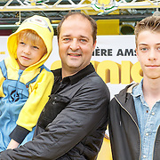 NLD/Amsterdam/20150628 - Premiere Minions, Kees Boot