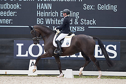 Pohlmeier Anne-Kathrin, GER, Lordswood Dancing Diamond<br /> World Championship Young Dressage Horses <br /> Ermelo 2016<br /> © Hippo Foto - Dirk Caremans<br /> 28/07/16