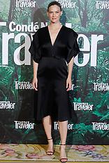 Madrid: Conde Nast Traveller Awards 5 May 2017
