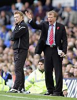 Photo: Paul Thomas.<br /> Everton v Middlesbrough. The Barclays Premiership.<br /> 06/11/2005.<br /> <br /> Middlesborough manager Steve McClaren.