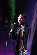 Bilal performs at The Bilal Show produced by Jill Newman Productions held at Highline Ballroom on March 8, 2008