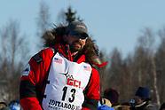 2007 Iditarod Restart