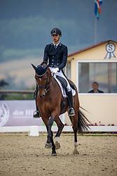 BERNOSKI Robin (NED), Hilton N<br /> Prix St. Georg - international<br /> CDI1*<br /> Hagen - CDI 2020<br /> 16. Juli 2020<br /> © www.sportfotos-lafrentz.de/Stefan Lafrentz