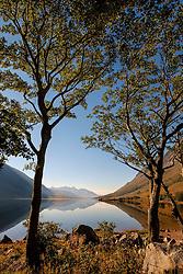 Loch Etive in autumn at the end of Glen Etive, Highlands of Scotland<br /> <br /> (c) Andrew Wilson | Edinburgh Elite media