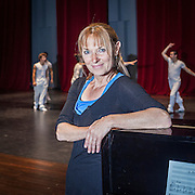 Josette Baïz - Artistic Director and choreographer of Groupe and Compagnie Grenade at the Grand Théatre de Provence in Aix-en-Provence - France - 2011/04/25 - © Denis Dalmasso