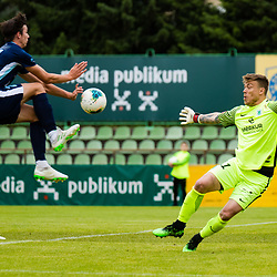 20200530: SLO, Football - Friendly game, NK Olimpija vs ND Gorica