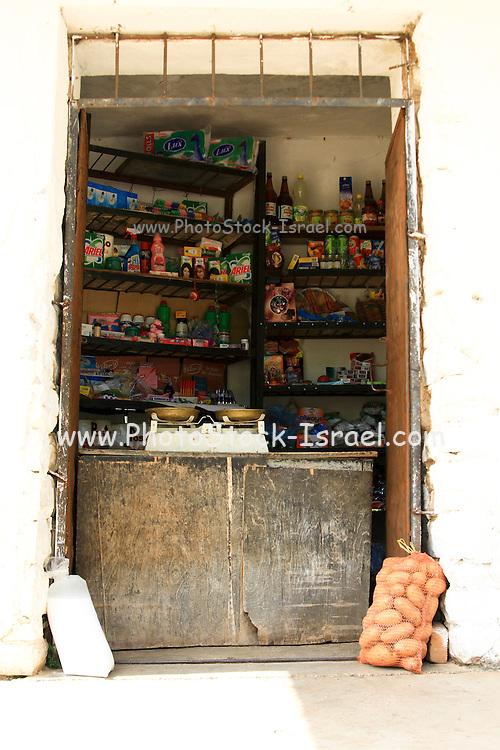 Albania Nivice, Small grocery store