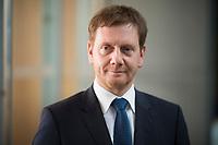 DEU, Deutschland, Germany, Berlin, 19.10.2018: Portrait von Sachsens Ministerpräsident Michael Kretschmer (CDU).