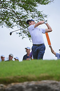 Justin Thomas (USA) watches his tee shot on 3 during day 5 of the World Golf Championships, Dell Match Play, Austin Country Club, Austin, Texas. 3/25/2018.<br /> Picture: Golffile | Ken Murray<br /> <br /> <br /> All photo usage must carry mandatory copyright credit (© Golffile | Ken Murray)