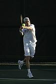1/26/05 Men's Tennis vs Florida Atlantic