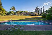 Olu Pua Gardens, Kalaheo, Kauai, Hawaii