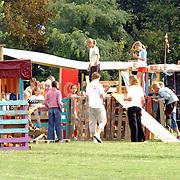 Kinder vakantieweek Bovenweg Huizen, ravotten, bouwen, kinderen, jeugd,