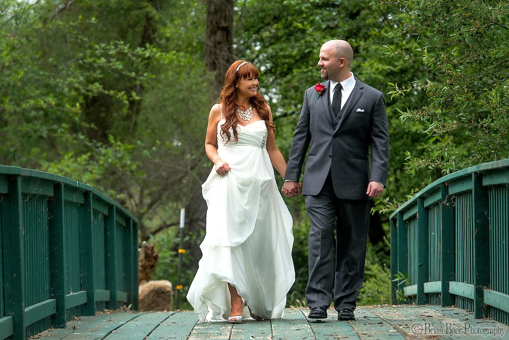 Heather O'Connell, Mark Heinze wedding, Sunday, May 17, 2015.<br /> Photo Brian Baer