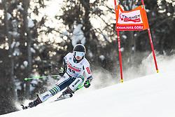 Andreja Slokar (SLO) during Ladies' Giant Slalom at 57th Golden Fox event at Audi FIS Ski World Cup 2020/21, on January 17, 2021 in Podkoren, Kranjska Gora, Slovenia. Photo by Vid Ponikvar / Sportida