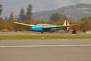 TG-4 landing at WAAAM.