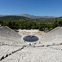 Epidaurus - Peloponnese - Greece
