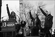 Womens's March on  Washington DC. 21 January 2017