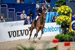 Bruynseels Niels, BEL, Delux van T&L<br /> LONGINES FEI World Cup™ Finals Gothenburg 2019<br /> © Hippo Foto - Stefan Lafrentz<br /> 05/04/2019