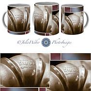 Mug Showcase 32  - Shop here:  https://2-julie-weber.pixels.com/products/the-classic-bundt-pan-julie-weber-coffee-mug.html